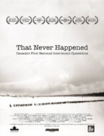 That Never Happened, movie, poster,
