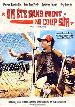 Un été sans point ni coup sûr, movie, poster,