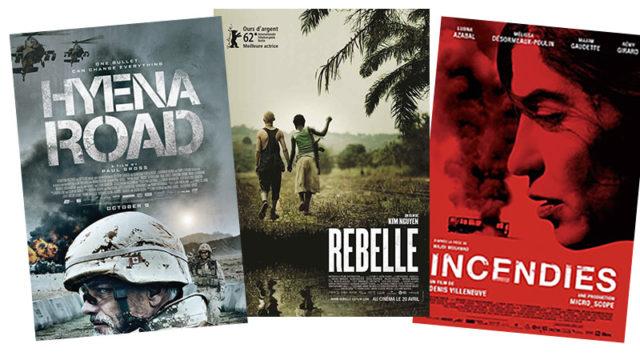 Canadian War Films, image,