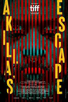 Akilla's Escape, movie, poster,
