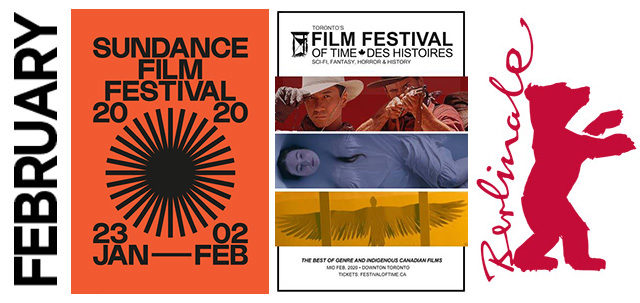 February 2020 Film Festivals, image,