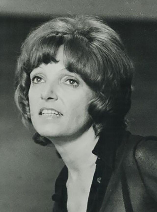 Monique Leyrac, singer, actress,