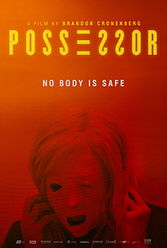 Possessor, movie, poster,