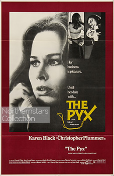 The Pyx, movie, poster,