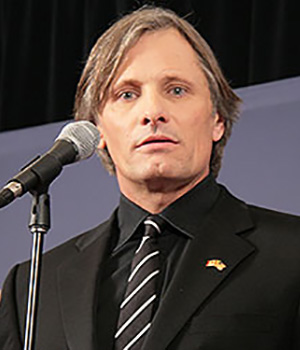 Viggo Mortensen, actor,