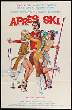 Apres Ski, movie, poster,