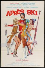 Après-ski, movie, poster,