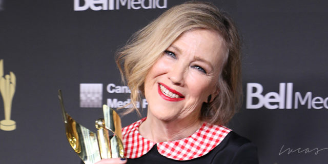 Catherine O'Hara Honoured by ACTRA, image,