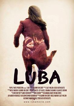 Luba, movie, poster,