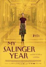 My Salinger Year, movie, poster,