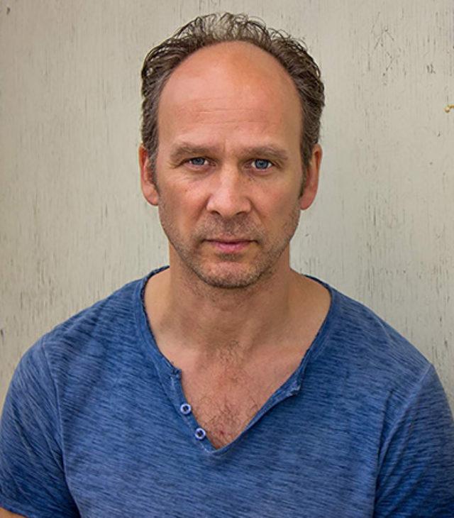 Vladimir Jon Cubrt, actor,