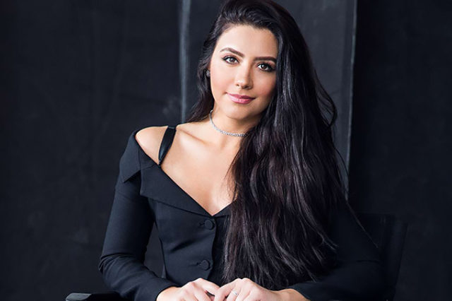 Ana Golja, actress,