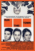 Run This Town, movie, poster,