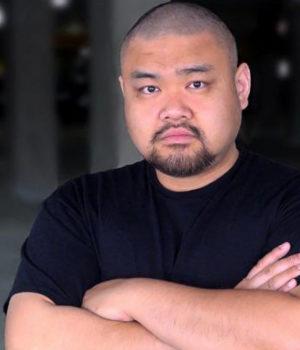 Simon Chin, actor,