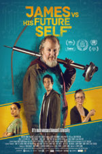 James vs His Future Self, movie, poster,
