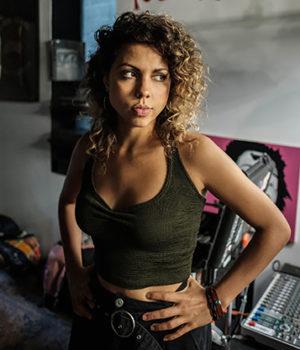 Jess Salgueiro, actress,