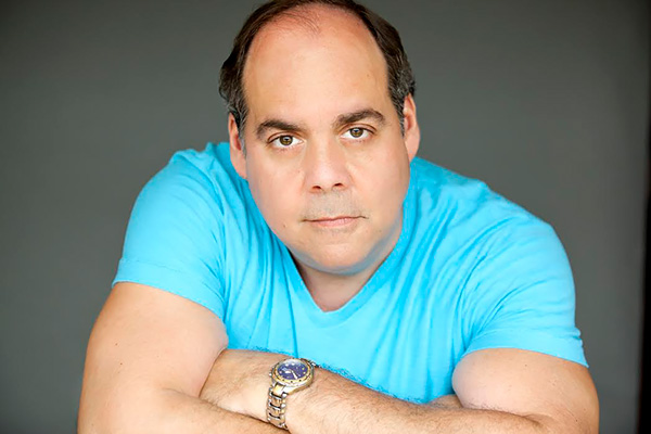 Mark Camacho, actor,