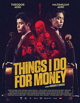 Things I Do For Money, movie, poster,