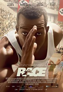 Race, movie, poster,