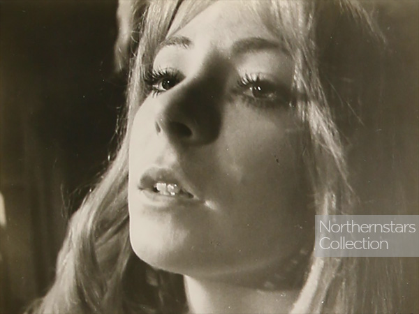 Trudy Young, actress,