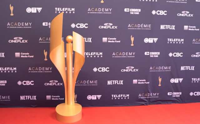 Canadian Screen Awards Go Virtual, image,