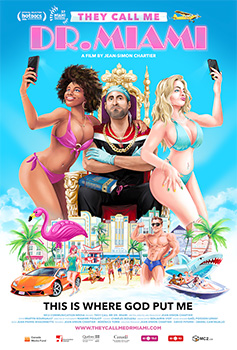 Thy Call Me Dr. Miami, movie, poster,