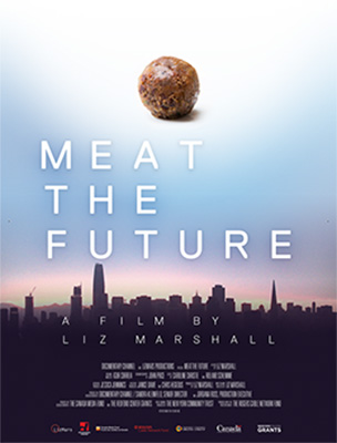 Meat The Future, movie, poster,