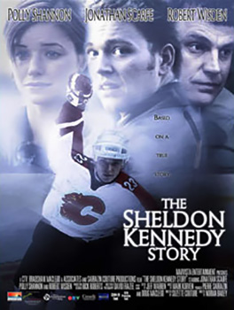 The Sheldon Kennedy Story, poster,