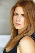 Magda Apanowicz, actress,