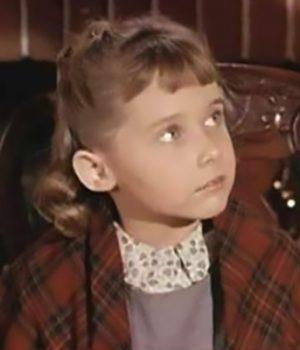 Claire Wilcox, actress,