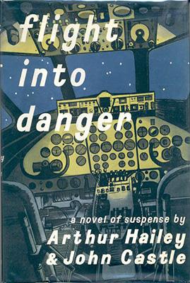 Flight Into Danger, book cover,