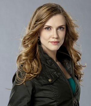 Sara Canning, actress,