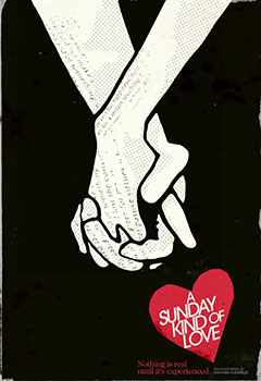 A Sunday Kind of Love, movie, poster,