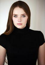 Amy Forsyth, actress,