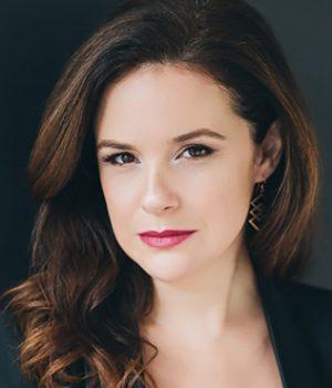 Angela Besharah, actress,