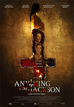 Anything for Jackson, movie, poster,