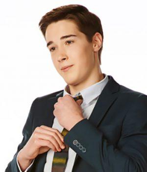 Eric Osborne, actor,