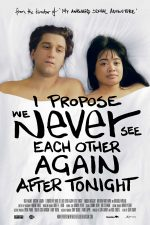 I Propose We Never See Each Other Again After Tonight, movie, poster,