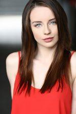 Kacey Rohl, actress,