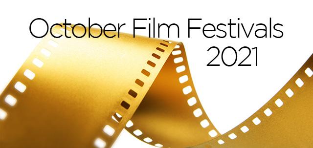 October 2021 film festivals, image,