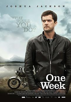 One Week, movie, poster,