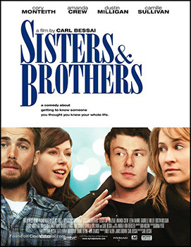 Sisters & Brothers, movie, poster,
