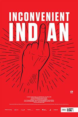 Inconvient Indian, movie, poster,