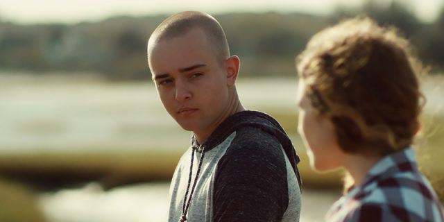 Bailey Maughan, actor,