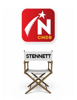 Michelle Stennett, actress,
