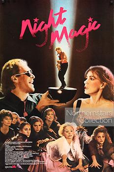 Night Magic, movie, poster,