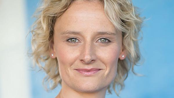 Sarah McVie, actress,