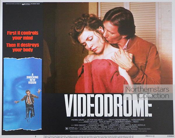 Videodrome, movie, image,