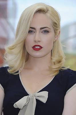 Charlotte Sullivan, actress,