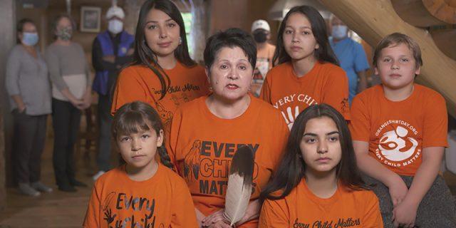 Every Child Matters on CBC & APTN, image,